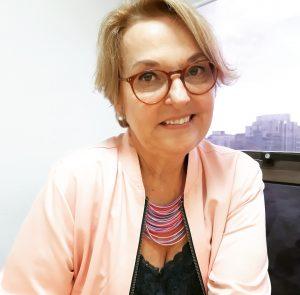 Renata Pinheiro de Almeida, do Programa Saúde em Ação e SPPI